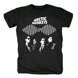 Rock Graphic Tees Arctic Monkeys Band T-Shirt
