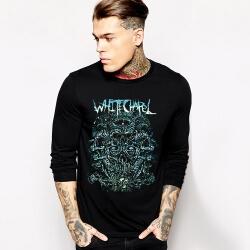 Rock Music Team Whitechapel Long Sleeve T-Shirt