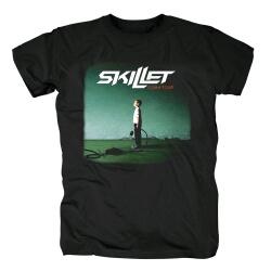Skillet T-Shirt Metal Rock Graphic Tees