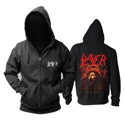 Slayer Hooded Sweatshirts United States Metal Music Hoodie