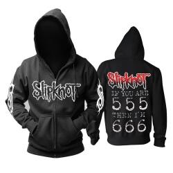 Slipknot Hoodie United States Metal Rock Band Sweatshirts