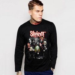 Slipknot Livek Long Sleeve Tshirt for Men