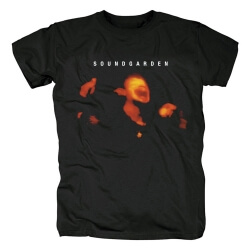Soundgarden Tshirts Us Metal Rock T-Shirt
