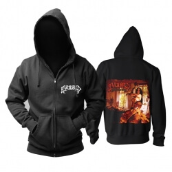 Spain Avulsed Reanimations Hoodie Metal Music Sweat Shirt