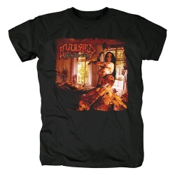 Spain Metal Tees Avulsed Gorespattered Suicide T-Shirt
