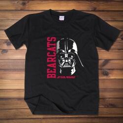 Star Wars 7 Darth Vader Bearcats T-shirt