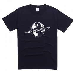 Stark Industries T Shirt Short Sleeved Tshirtsr