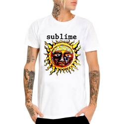 Sublime Band Rock T-Shirt for Youth