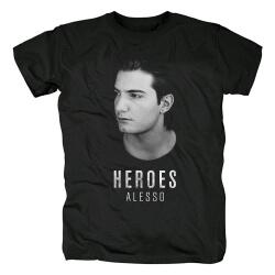 Sweden DJ Master Alesso T-Shirt