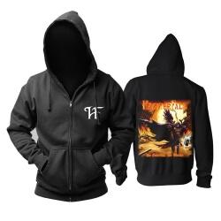 Sweden Hammerfal Hoodie Metal Punk Rock Sweat Shirt