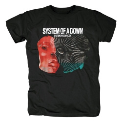 System Of A Down Tee Shirts Us Metal Rock T-Shirt