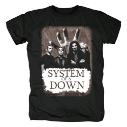 System Of A Down Tshirts Us Hard Rock T-Shirt