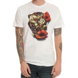 Tattoo Rock White T-Shirt