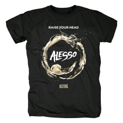 Tees Alesso Raise Your Head T-Shirt
