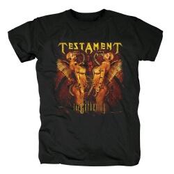 Testament Band T-Shirt Hard Rock Shirts