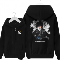 Tracer Overwatch Hoodie OW Game Cloth for Young Men