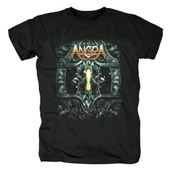 Unique Angra Secret Garden Tee Shirts Brazil Metal T-Shirt