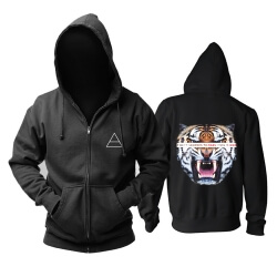 Unique Aol Sessions Under Cover Hooded Sweatshirts Rock Hoodie