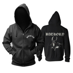 Unique Bathory Hoody Metal Punk Rock Hoodie