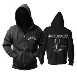 Unique Bathory Hoody Metal Punk Rock Hoodie