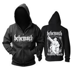 Unique Behemoth Hoodie Metal Music Band Sweatshirts