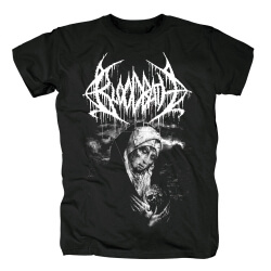 Unique Bloodbath Grand Morbid Funeral Tee Shirts Metal T-Shirt