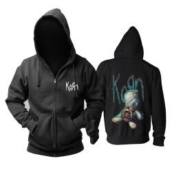 Unique California Korn Hoodie Metal Rock Band Sweat Shirt