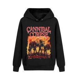 Unique Cannibal Corpse Hooded Sweatshirts Metal Music Hoodie