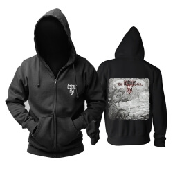 Unique Destroyer666 Cold Steel Hoodie Australia Metal Music Sweatshirts