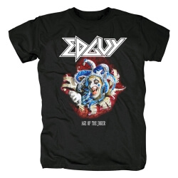Unique Edguy Age Of The Joker T-Shirt Metal Rock Shirts