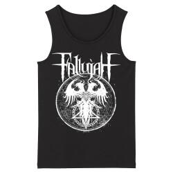 Unique Fallujah Tank Tops Metal Sleeveless Tshirts