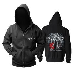 Unique Frei Wild Hooded Sweatshirts Hard Rock Metal Rock Hoodie