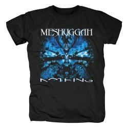 Unique Meshuggah Tshirts Metal Rock Band T-Shirt