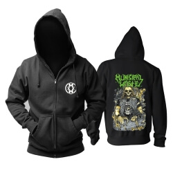 Unique Municipal Waste Hoodie Metal Rock Sweatshirts
