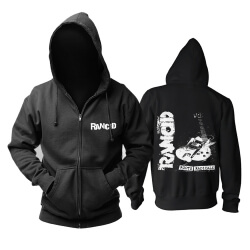 Unique Roots Radical Hooded Sweatshirts Punk Rock Hoodie