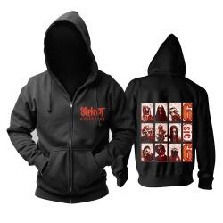 Unique Slipknot Solo Shots Hooded Sweatshirts Us Metal Rock Band Hoodie