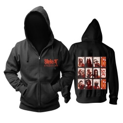 Unique Slipknot Solo Shots Hooded Sweatshirts Us Metal Rock Band Hoodie