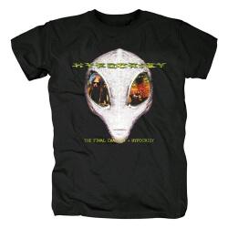 Unique Sweden Hypocrisy T-Shirt Metal Punk Band Graphic Tees