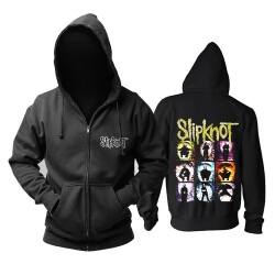 Unique Us Slipknot Before I Forget Hoodie Metal Music Band Sweat Shirt