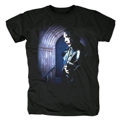Us Marilyn Manson T-Shirt Metal Rock Band Graphic Tees