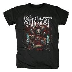 Us Metal Band Tees Slipknot T-Shirt