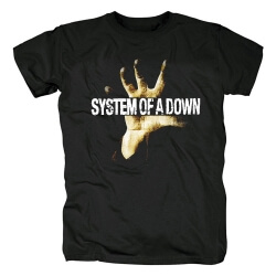 Us Metal Rock Band Tees System Of A Down T-Shirt