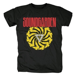 Us Metal Rock Graphic Tees Soundgarden T-Shirt