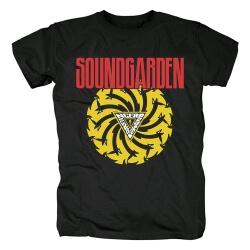Us Metal Rock Graphic Tees Soundgarden T-Shirt