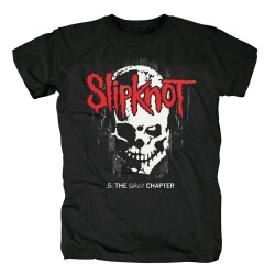 Us Slipknot Band T-Shirt Metal Shirts