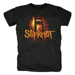 Us Slipknot Execute T-Shirt Metal Rock Band Graphic Tees