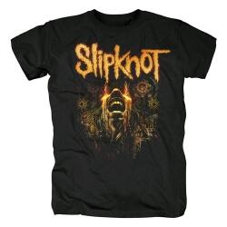 Us Slipknot T-Shirt Metal Band Graphic Tees