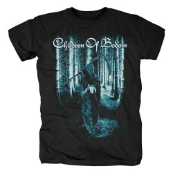 Vintage Finland Children Of Bodom T-Shirt Metal Band Graphic Tees