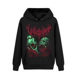 Vulvodynia Hoodie Metal Music Band Sweatshirts