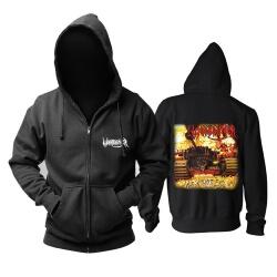 Warbringer Hoodie United States Metal Music Band Sweatshirts